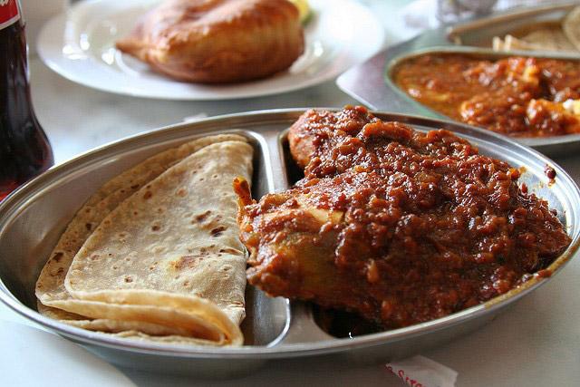Kenya-Chapati